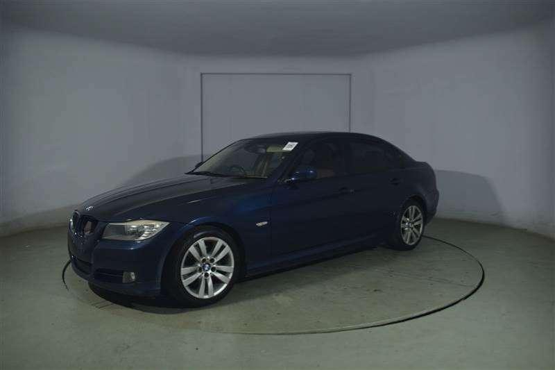 BMW 3 Series 320d (E90) 2011