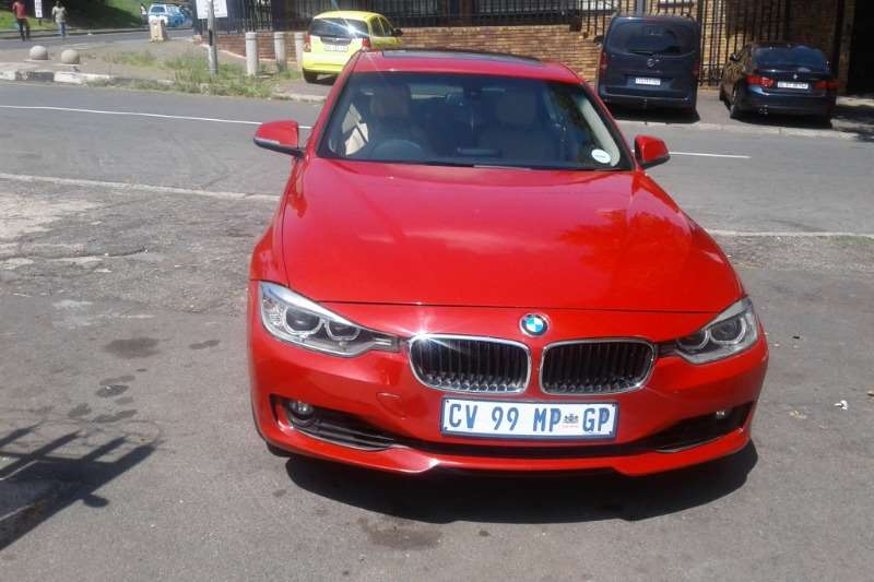 BMW 3 Series 320d Edition M Sport Shadow 2013
