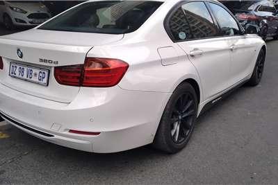 BMW 3 Series 320d Edition M Sport Shadow 2013