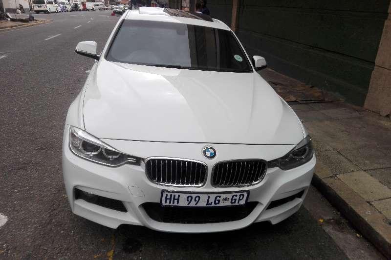 BMW 3 Series 320d Edition M Sport Shadow 2014