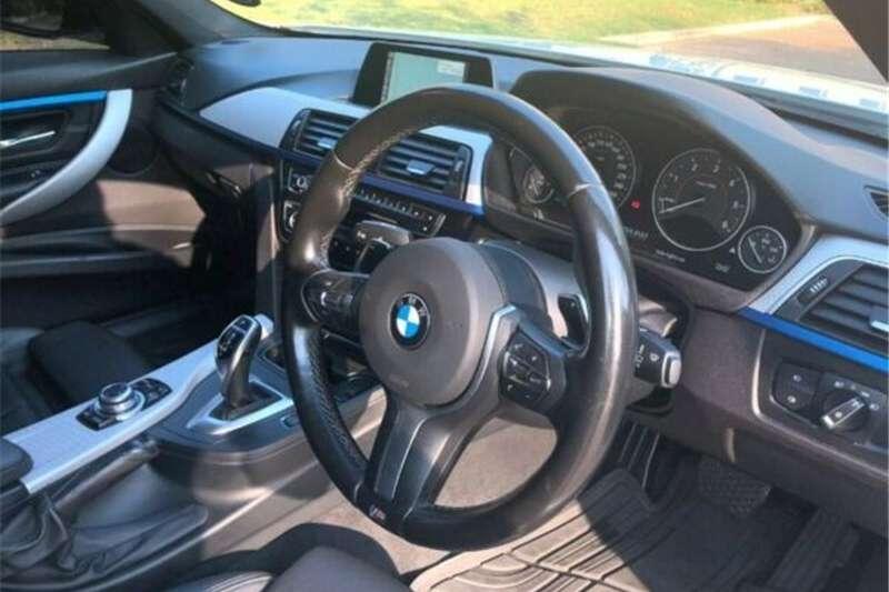 BMW 3 Series 320d Edition M Sport Shadow 2017