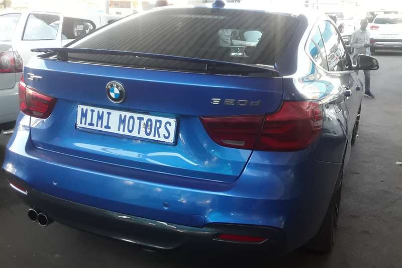 Used 2017 BMW 3 Series 320d Edition M Sport Shadow