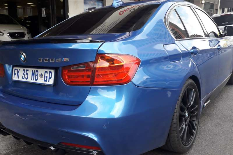 BMW 3 Series 320d Edition M Sport Shadow auto 2014