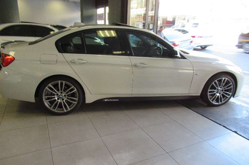 BMW 3 Series 320d Edition M Sport Shadow auto 2015