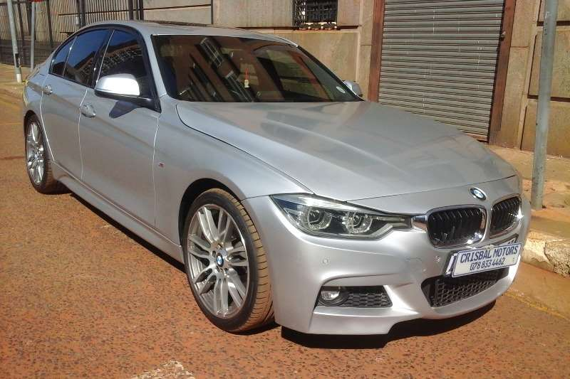 Used 2015 BMW 3 Series 320d Edition M Sport Shadow auto