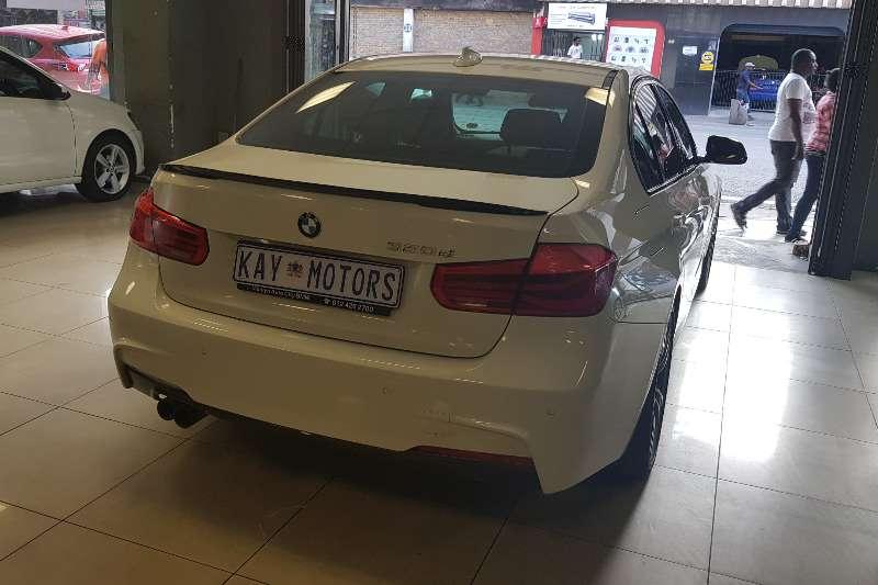 BMW 3 Series 320d Edition M Sport Shadow auto 2017
