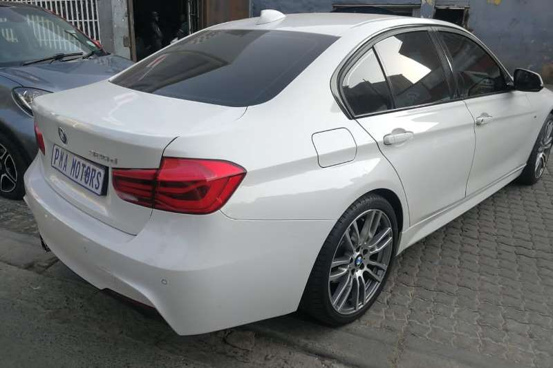 Used 2017 BMW 3 Series 320d Edition M Sport Shadow auto
