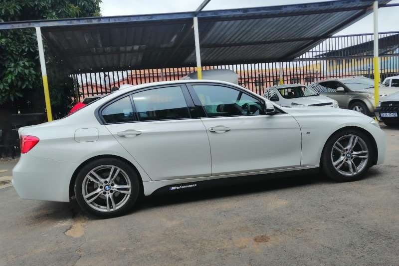 BMW 3 Series 320d Edition M Sport Shadow sports auto 2012