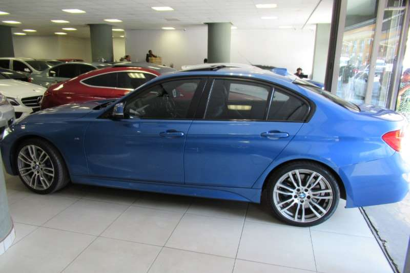 BMW 3 Series 320d Edition M Sport Shadow sports auto 2013