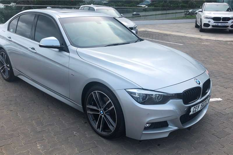 BMW 3 Series 320d Edition M Sport Shadow sports auto 2018