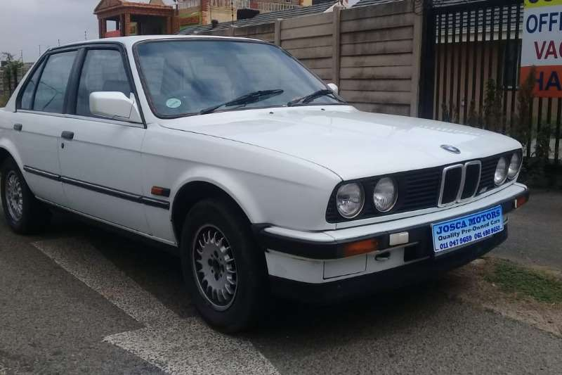 BMW 3 Series 320d Exclusive 1991