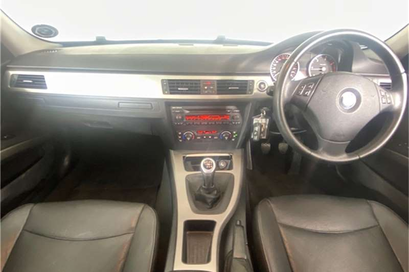 Used 2007 BMW 3 Series 320d Exclusive