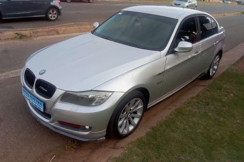 BMW 3 Series 320d Exclusive 2013