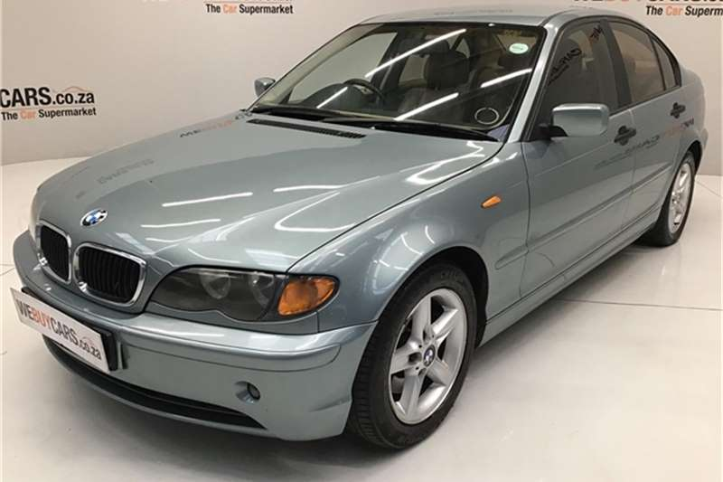 BMW 3 Series 320d Exclusive steptronic 2003