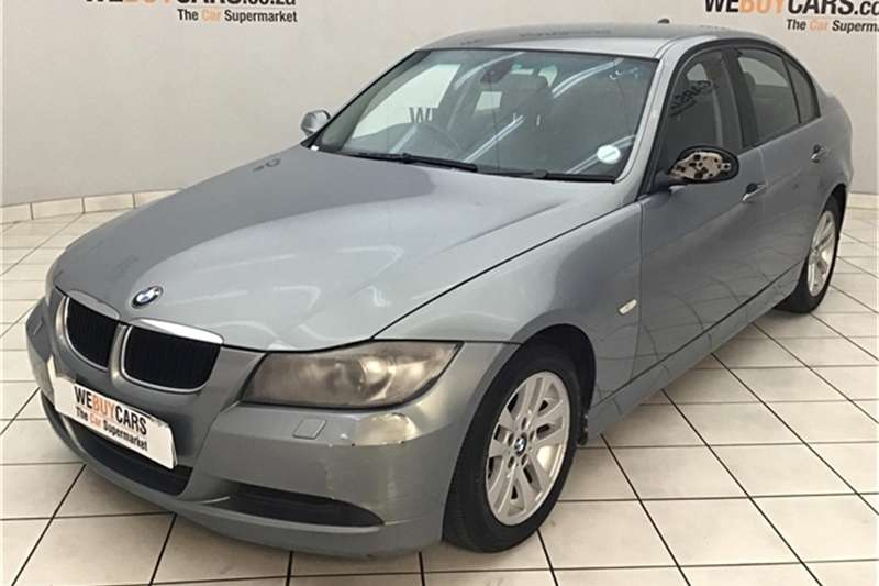 BMW 3 Series 320d Exclusive steptronic 2005