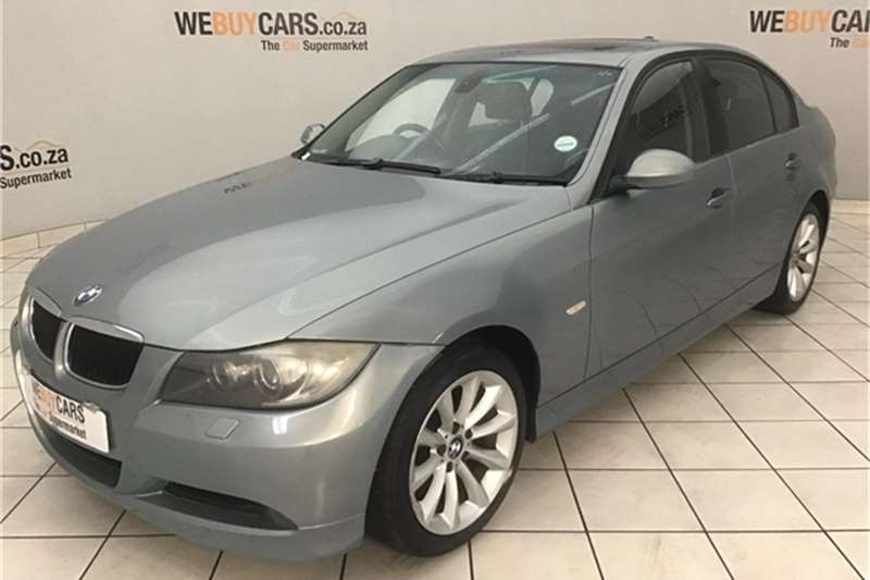 BMW 3 Series 320d Exclusive steptronic 2006