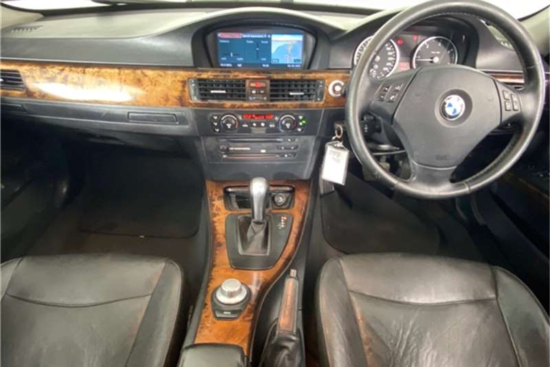 2006 BMW 3 Series 320d Exclusive steptronic