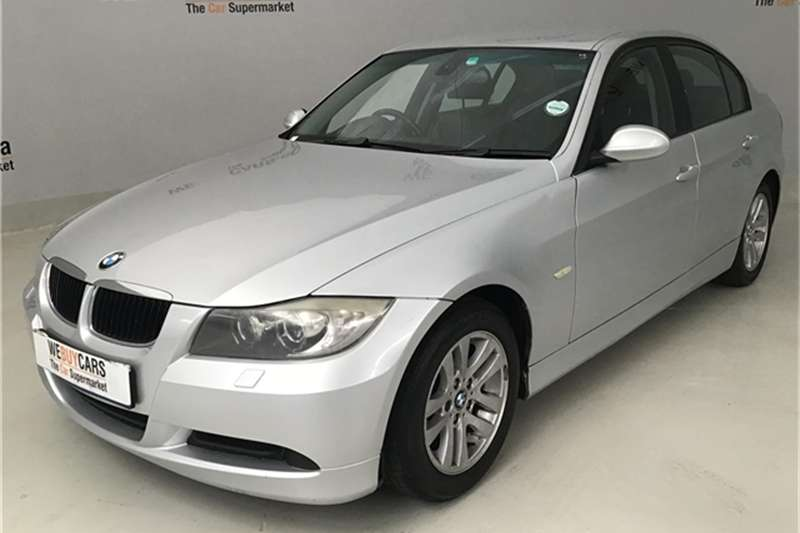 BMW 3 Series 320d Exclusive steptronic 2007