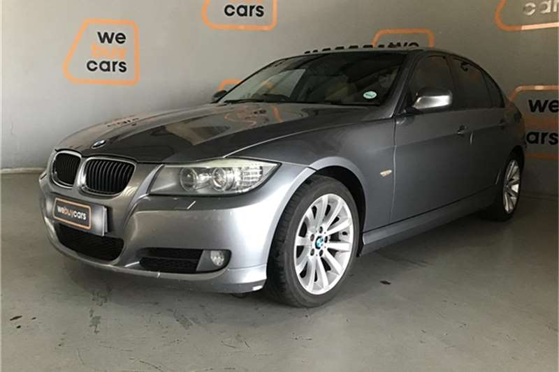 BMW 3 Series 320d Exclusive steptronic 2010