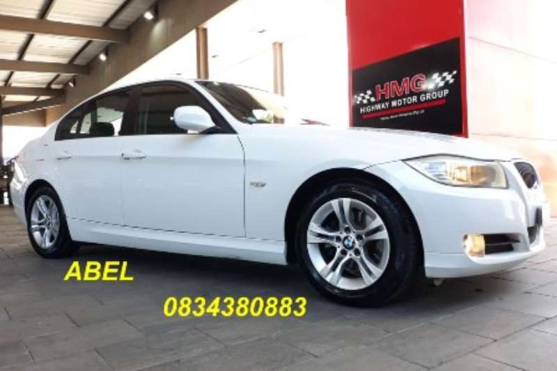 BMW 3 Series 320d Exclusive steptronic 2011