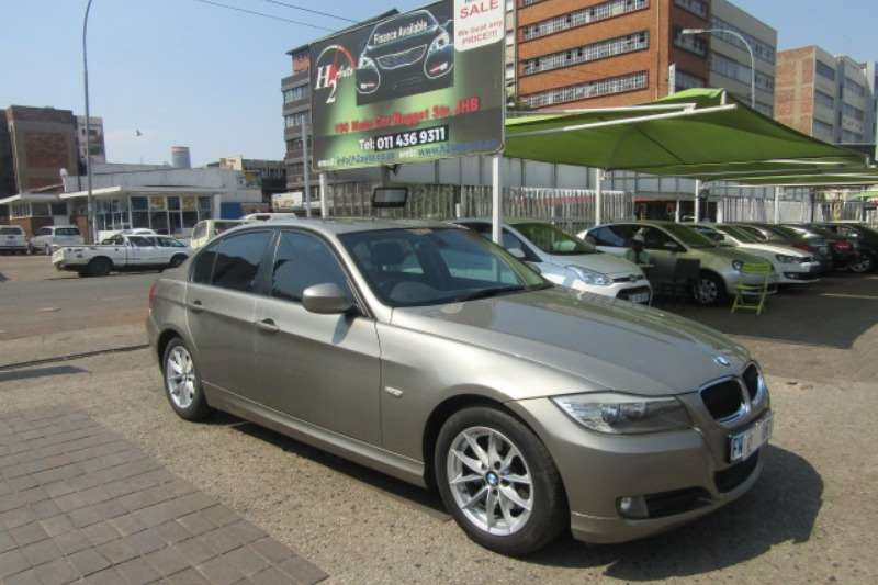 BMW 3 Series 320d Exclusive steptronic 2012