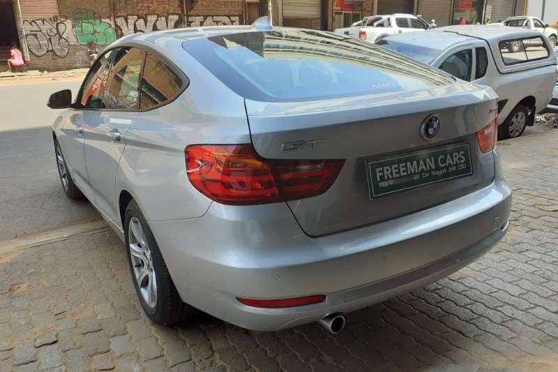 BMW 3 Series 320d GT auto 2014