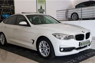 Used 2014 BMW 3 Series 320d GT auto