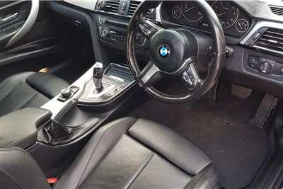 BMW 3 Series 320d GT auto 2015