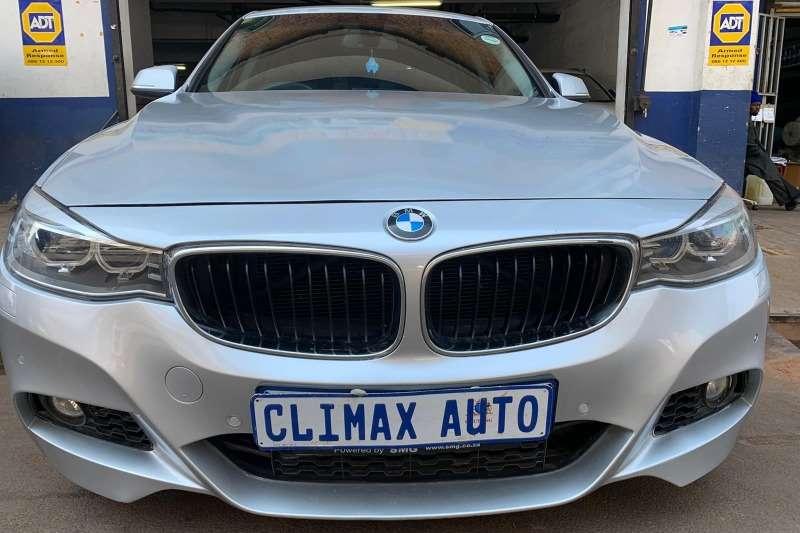 BMW 3 Series 320d GT Luxury auto 2014