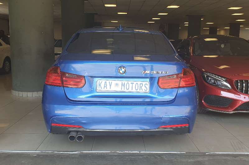 BMW 3 Series 320d GT M Sport auto 2014