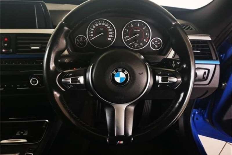 BMW 3 Series 320d GT M Sport auto 2015