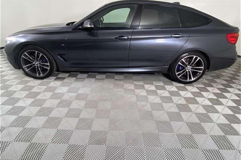 2016 BMW 3 Series 320d GT M Sport auto