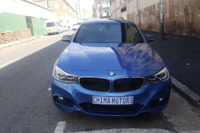 BMW 3 Series 320d GT M Sport sports auto 2015
