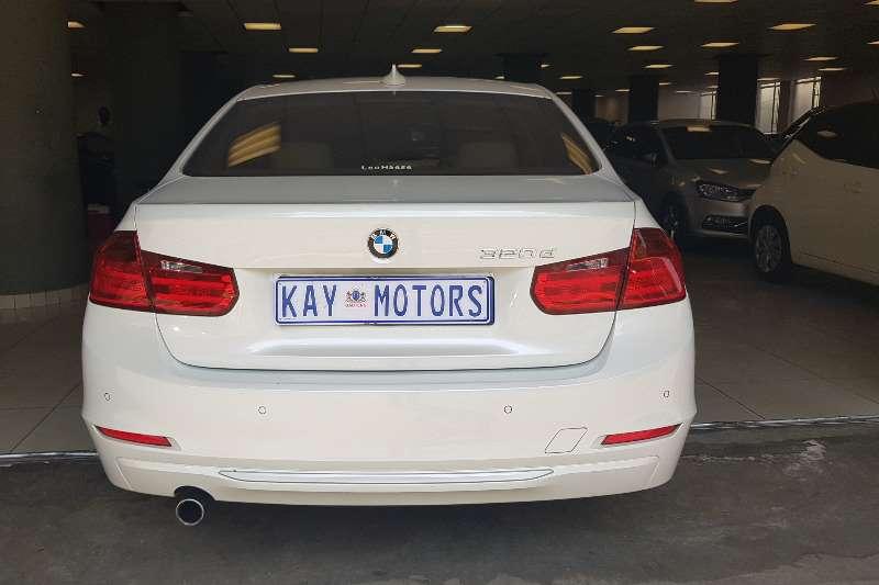 BMW 3 Series 320d GT Modern 2012