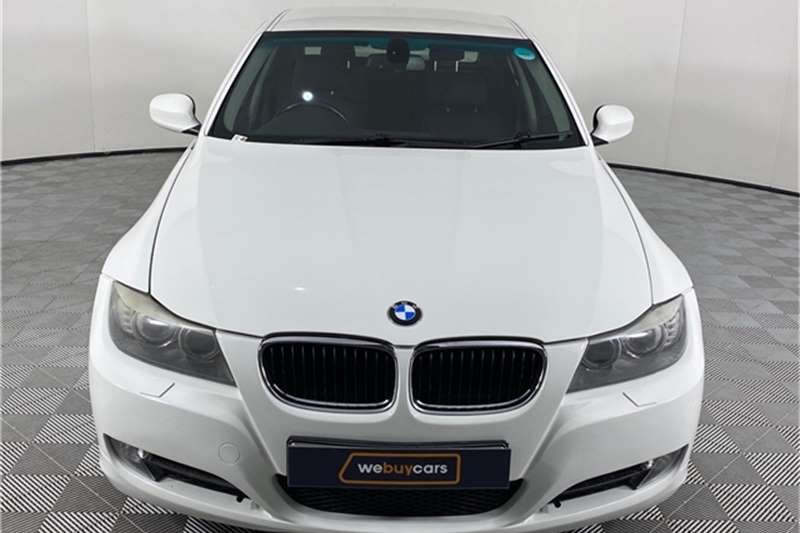 Used 2009 BMW 3 Series 320d Individual steptronic