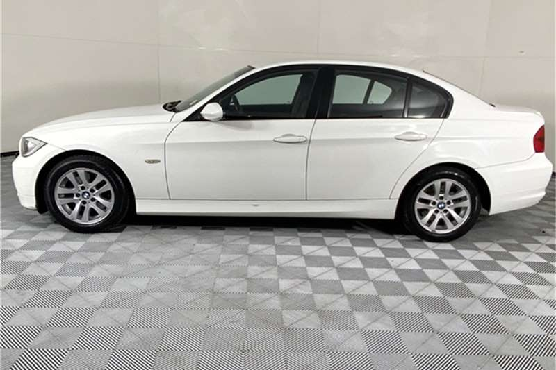 2009 BMW 3 Series 320d Individual steptronic