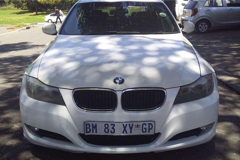 BMW 3 Series 320d Luxury auto 2011