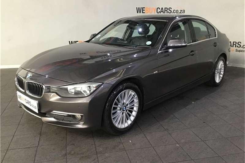 BMW 3 Series 320d Luxury auto 2012