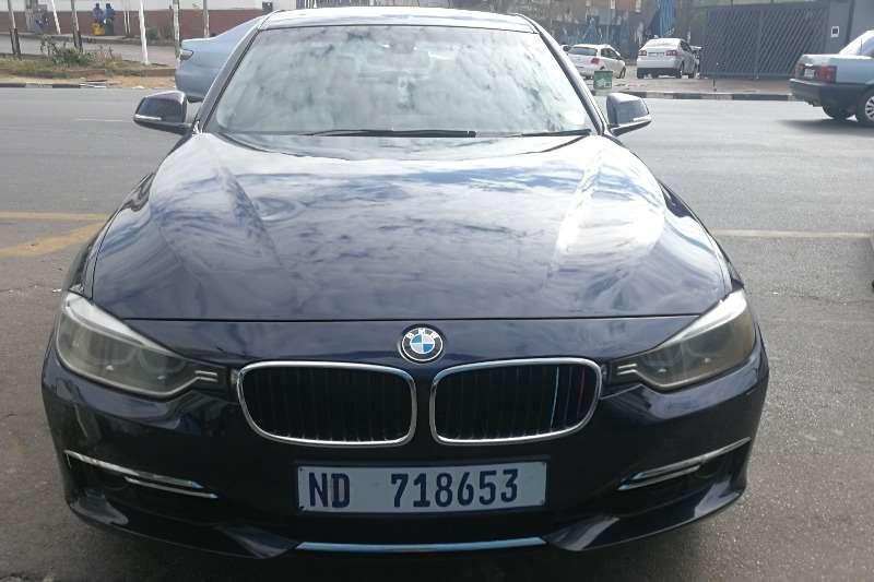 Used 2012 BMW 3 Series 320d Luxury auto