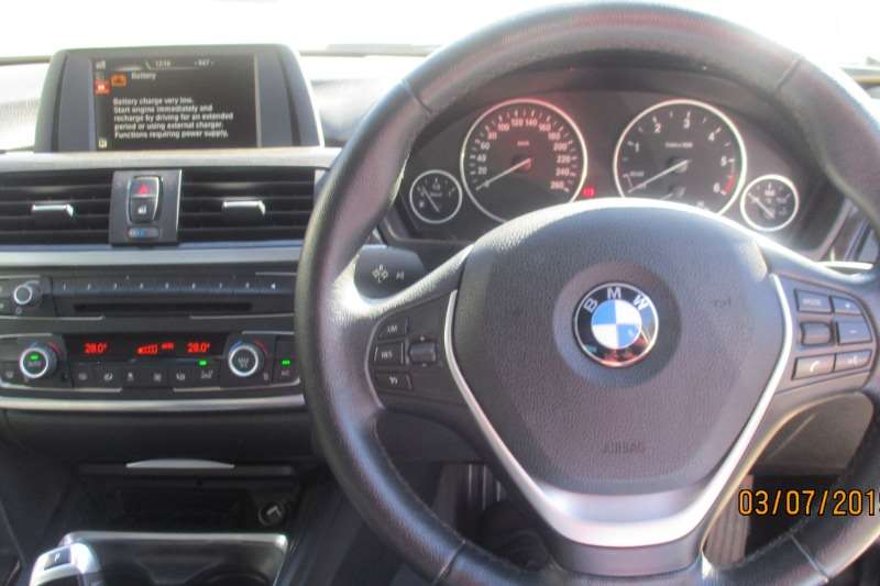 BMW 3 Series 320d Luxury auto 2015