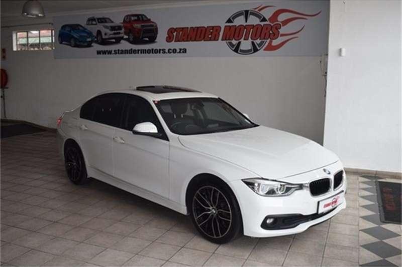 BMW 3 Series 320d Luxury auto 2016