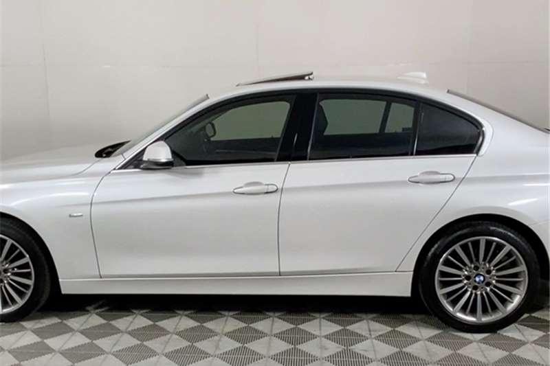 2016 BMW 3 Series 320d Luxury Line auto