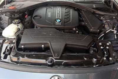 BMW 3 Series 320d Luxury sports auto 2015