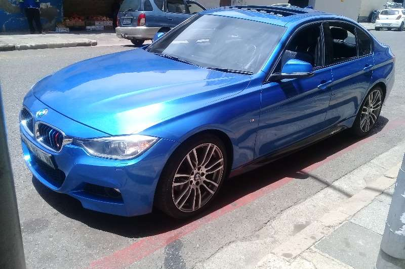 BMW 3 Series 320d M Performance Edition 2015