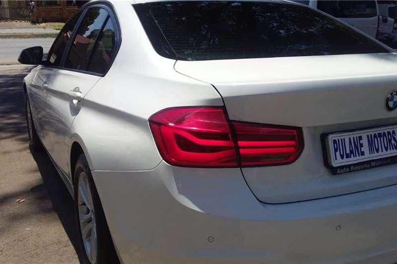 2018 BMW 3 Series 320d M Performance Edition