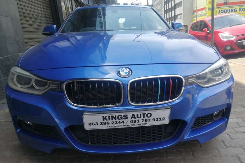 BMW 3 Series 320d M Performance Edition auto 2014