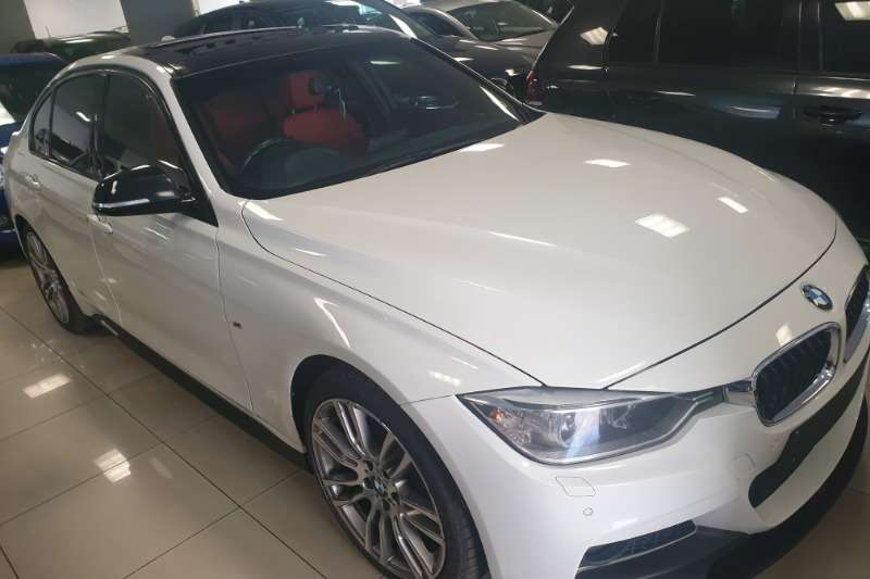 BMW 3 Series 320d M Performance Edition auto 2015