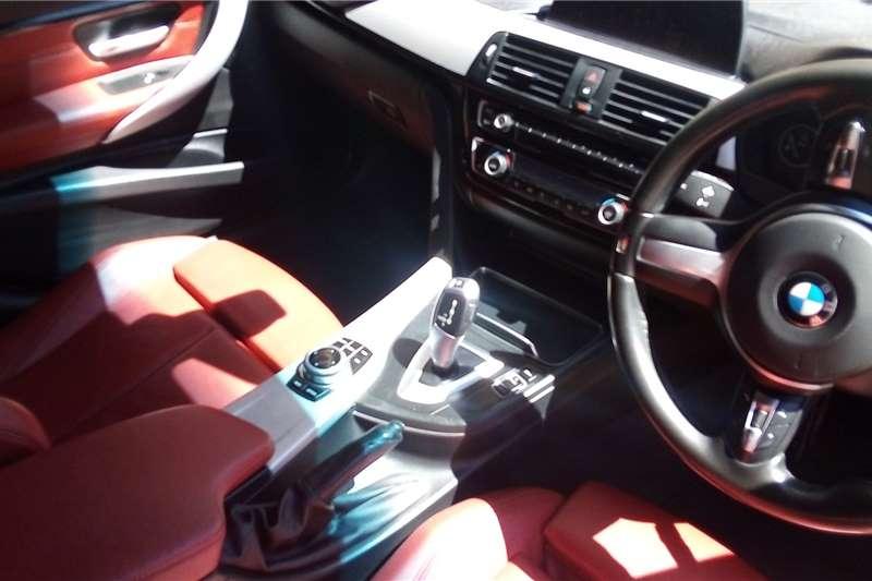 2017 BMW 3 Series 320d M Performance Edition auto