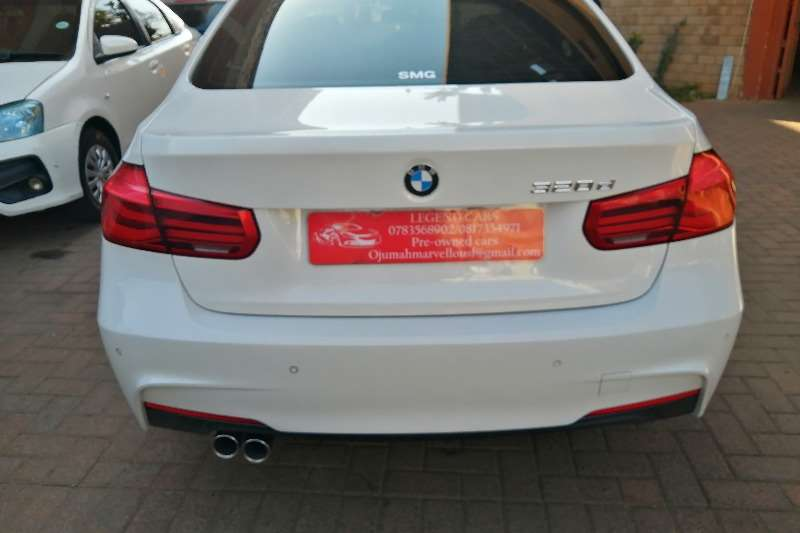 Used 2017 BMW 3 Series 320d M Performance Edition auto