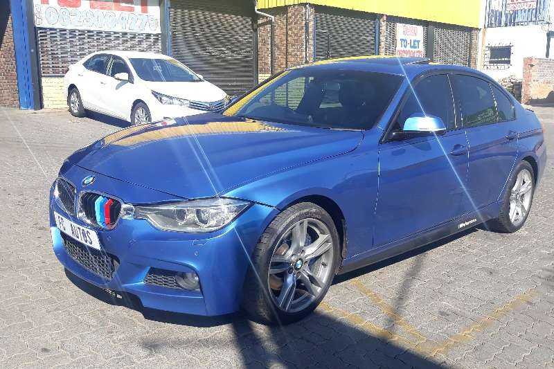 Used 2013 BMW 3 Series 320d M Performance Edition sports auto